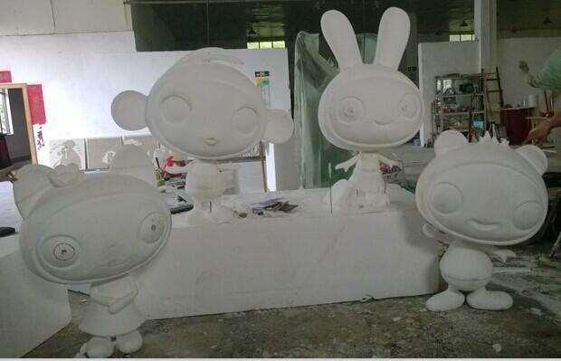 昆明泡沫雕塑定製展現出了哪些特點